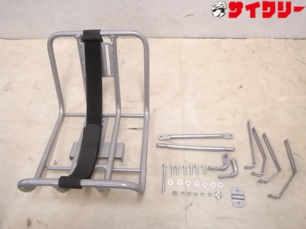 フロントキャリア CR-YI-015 シルバー