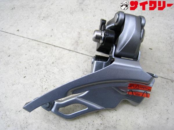 フロントディレイラー ALIVIO FD-T4000 φ34.9/28.6