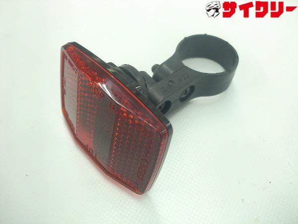 リアリフレクター 四角型 φ27mm