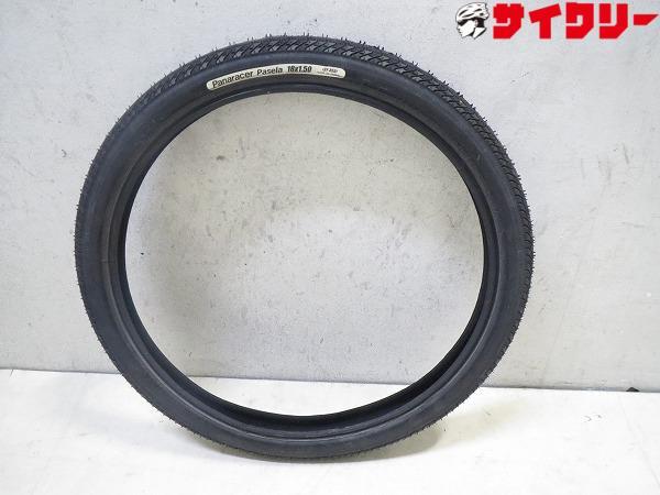 クリンチャータイヤ Pasela 18x1.50 ブラック