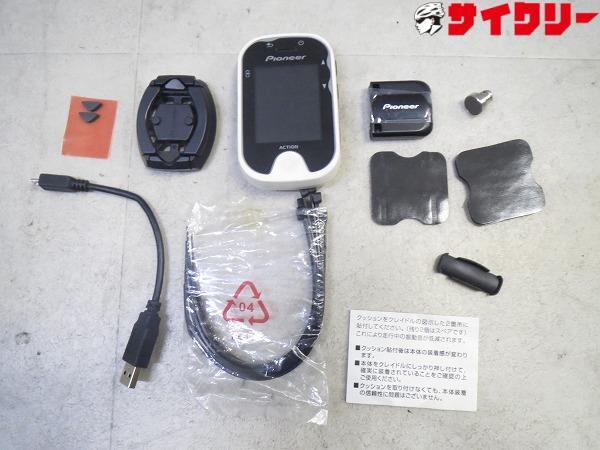サイクルナビゲーション SGX-CN710 UIMカード欠品