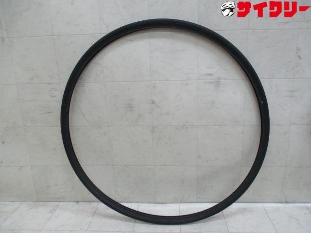 クリンチャータイヤ 700×23c ブラック