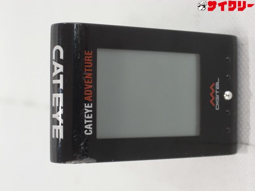 サイクルコンピュータ CC-AT200W ブラック