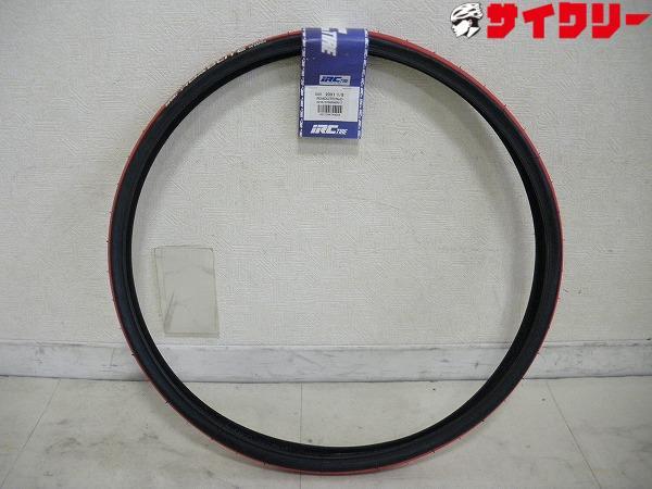 タイヤ ROAD LITE 20×1-1/8(28-451) ブラック/レッド