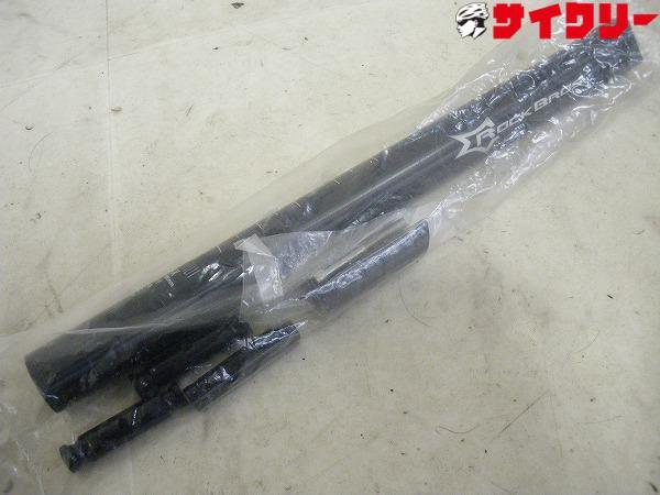 シートポスト CNC ブラック 27.2mm/350mm