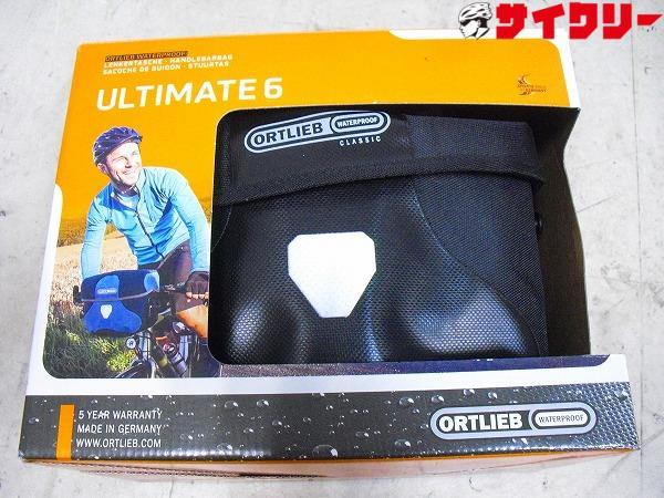フロントバッグ ULTIMATE6 CLASSIC