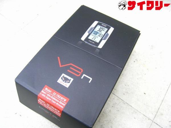 サイクルコンピューター CC-TR310TW V3n
