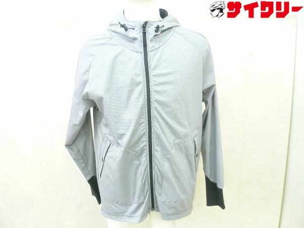 ウィンドブレイクフードジャケット Lサイズ