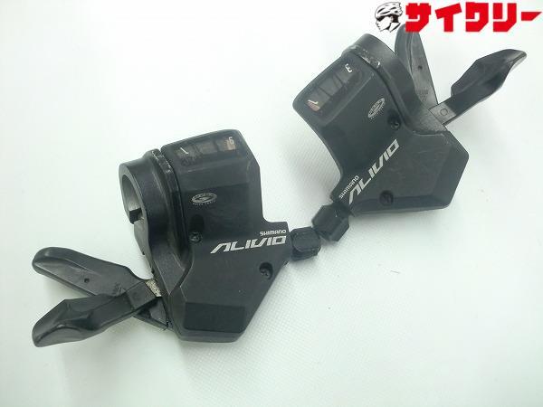 ラピッドシフターセット SL-M430 ALIVIO 3x9s