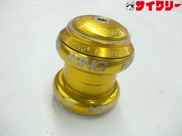 ヘッドパーツ OS(1-1/8) ゴールド