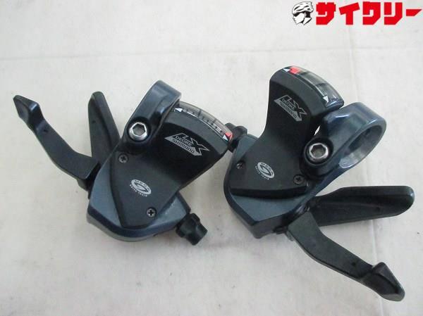 ラピッドファイヤーシフター SL-M570 DEORE LX 3x9s