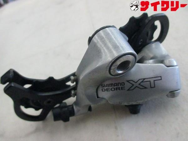 リアディレイラー RD-M750 DEORE XT 9s