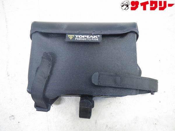 フレームバック Tri DryBag トライドライバック ブラック