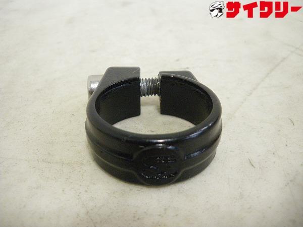 ステンレスシートクランプ ブラック 30.0mm径対応