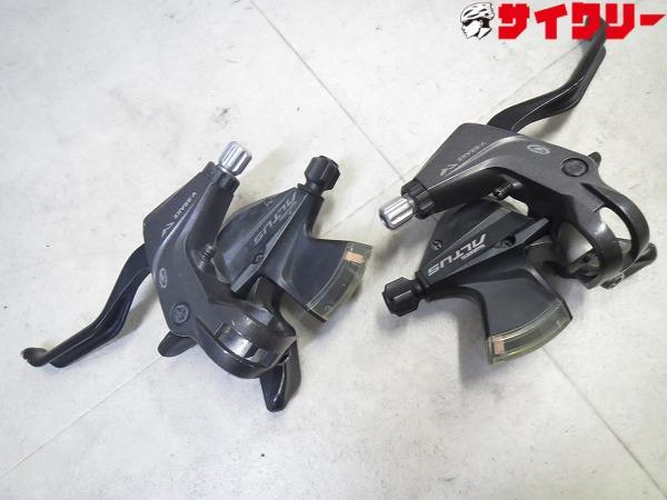 デュアルコントロールレバー ST-M370 ALTUS 3x9s V-ブレーキ