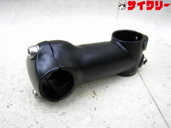 アヘッドステム 90/25.4/28.6mm アルミ ブラック