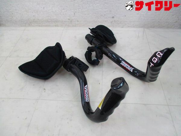 DHバー CGT 長さ:約260mm/径:22.2mm/クランプバンド径:31.8mm