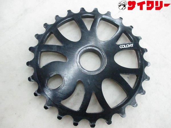 BMX用チェーンリング 35T 19/23mmスピンドル