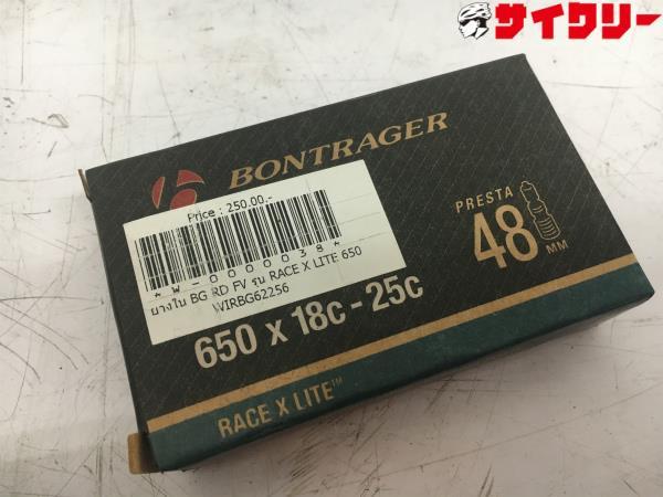 仏式チューブ 650x18-25c 48mm