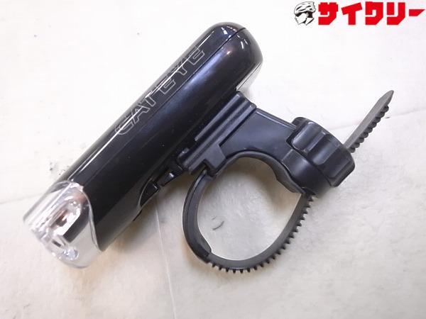 フロントライト HL-EL140 ブラック ※電池なし、内部劣化有