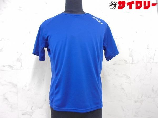 半袖アンダーシャツ Sサイズ ネイビー