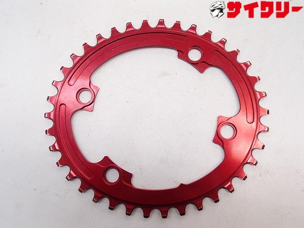 OVALチェーンリング 38t PCD:110mm