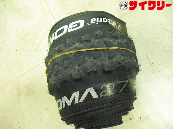 ブロックタイヤ GOMA 27.5×2.25