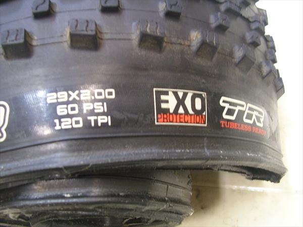 タイヤ BEAVER 29インチ2.00