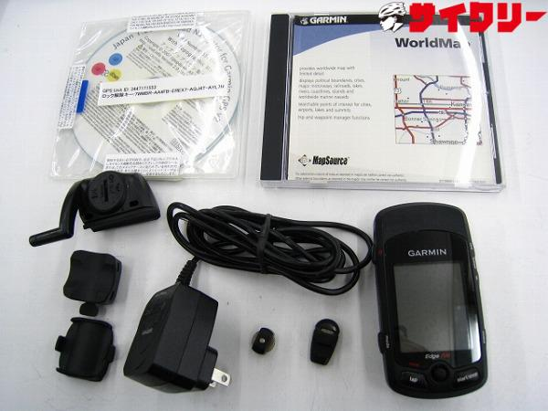 GPSサイクルコンピュータ Edge705 英語版