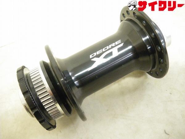 フロントハブ HB-M8010 DeoreXT 15mmEスルー/100mmエンド対応 32H