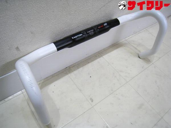 ドロップハンドル EC70AERO 420/31.8mm ホワイト