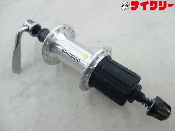 リアハブ FH-TX800 32H 135mm