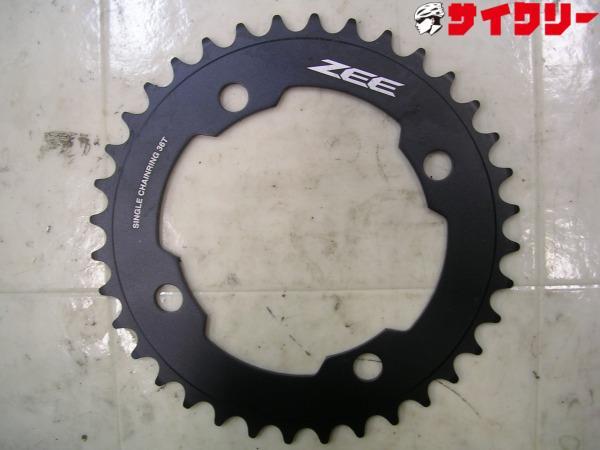 ZEE純正フロントシングルチェーンリング 36t 104mm