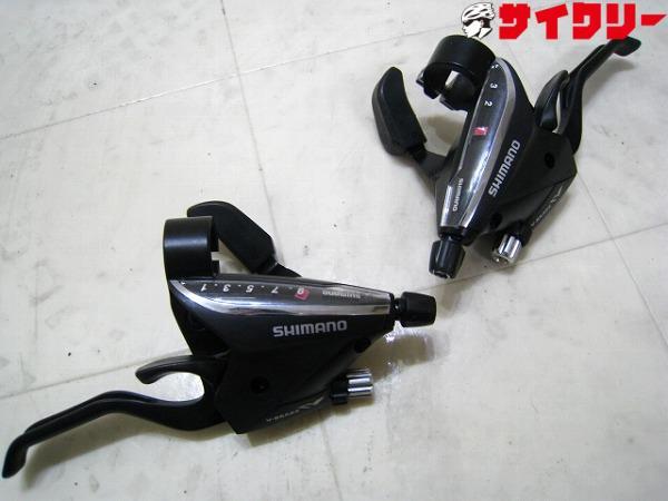 デュアルコントロールレバー ST-EF65 3x9s
