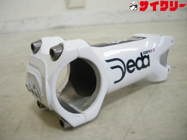 アヘッドステム ZERO2 ホワイト 31.7mm/90mm/OS(28.6mm)