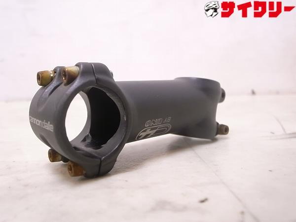 アヘッドステム C4 31.8/100/28.6mm ブラック ※サビあり