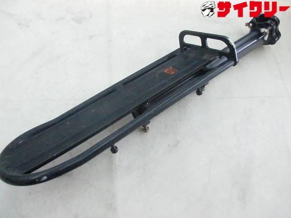 ネジなめ リアキャリア 10kgまで φ29mm(実測)
