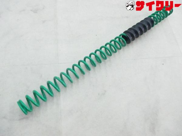 サスペンション用スプリング 480mm(実測) GREEN