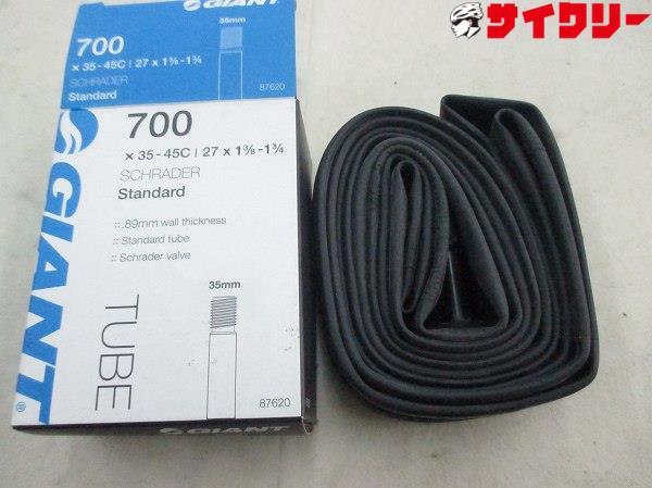 チューブ 700x35-45c 米式
