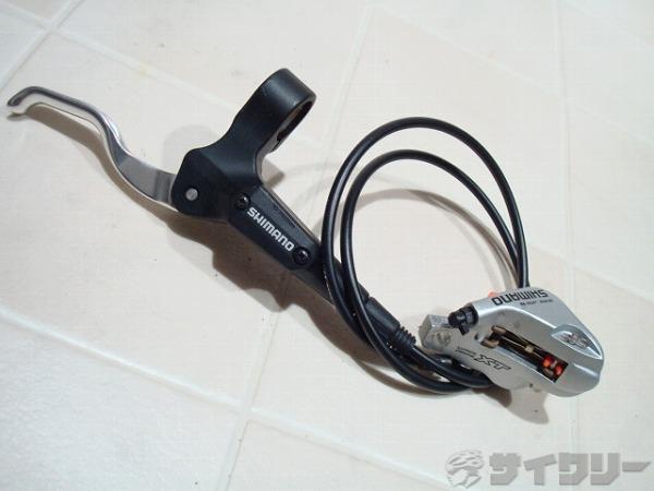 油圧ブレーキレバー&キャリパー BL-M525/BR-M765 ※右×フロント単体