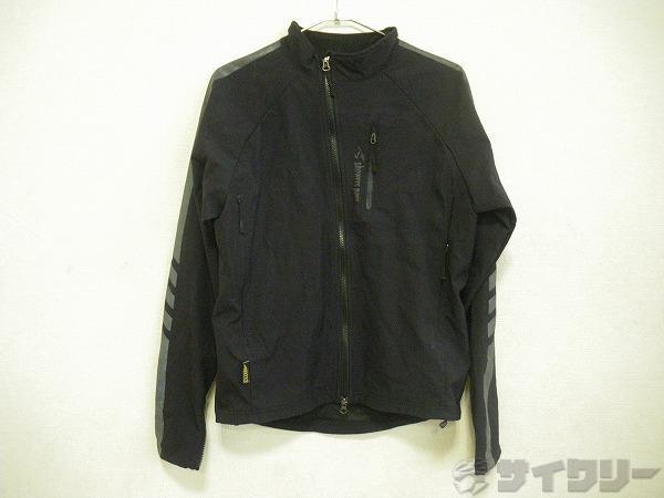 長袖ジャケット ブラック Mサイズ