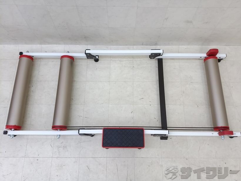 3本ローラー MoZ Roller