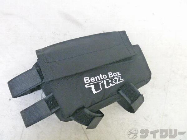 トップチューブバッグ BentoBOX TRZ ブラック