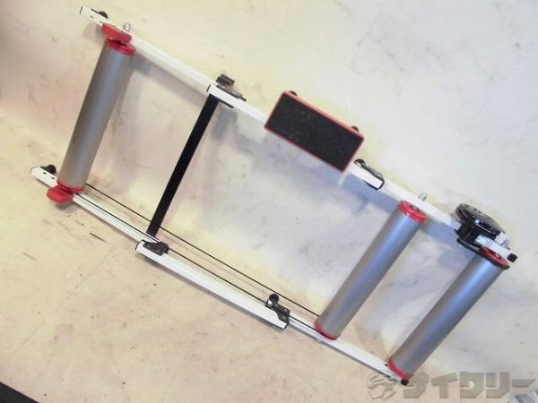 3本ローラー MOZ ROLLER 負荷装置付き