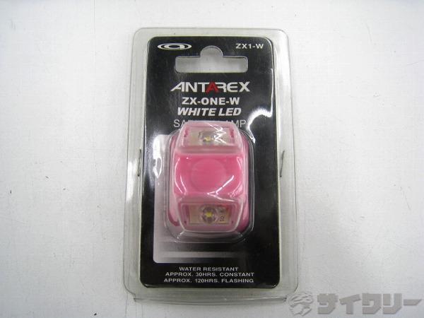 フロントライト ZX1-W ピンク