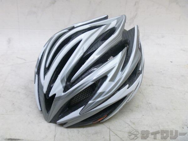 ヘルメット REDIMOS サイズ:L ホワイト/グレー