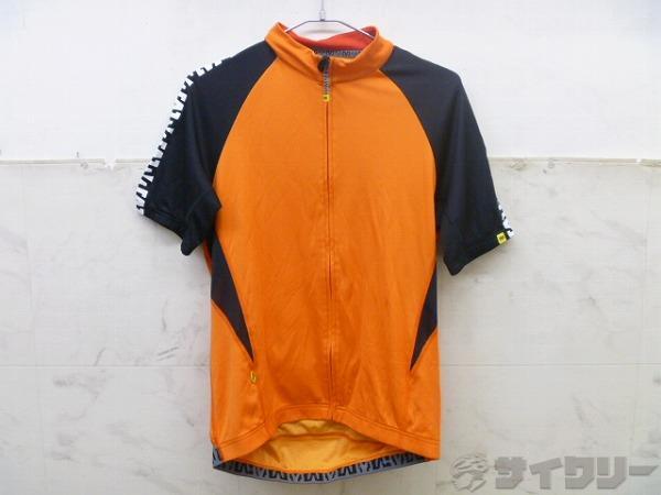 半袖ジャージ サイズ:O オレンジ