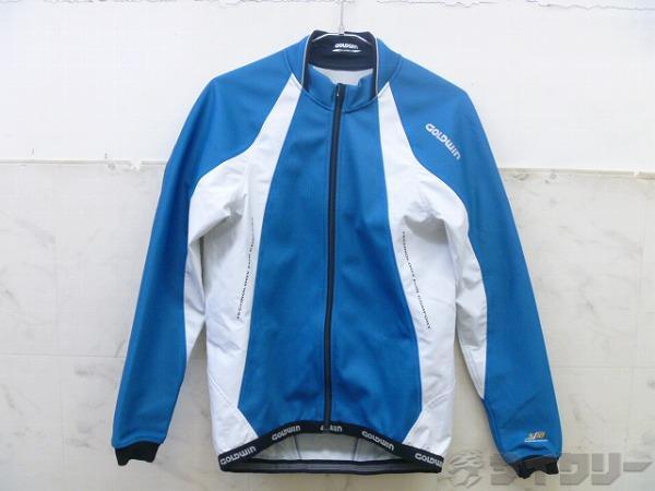 長袖ジャケット ウィンタージャケット サイズ:L ブルー