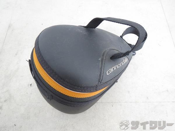 サドルバッグ 150x110x75mm ブラック