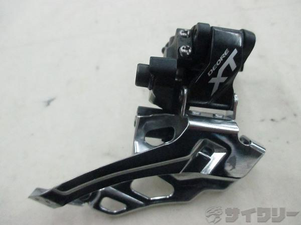 フロントディレイラー FD-M786 DEORE XT 2s φ34.9mm